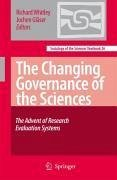 The Changing Governance of the Sciences (eBook, PDF)