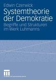 Systemtheorie der Demokratie (eBook, PDF)