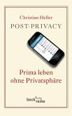Post-Privacy (eBook, ePUB)