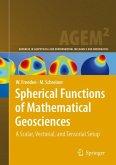 Spherical Functions of Mathematical Geosciences (eBook, PDF)