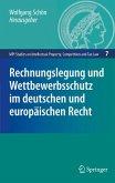 Rechnungslegung und Wettbewerbsschutz im deutschen und europäischen Recht (eBook, PDF)