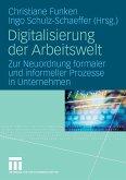 Digitalisierung der Arbeitswelt (eBook, PDF)