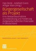 Bürgergesellschaft als Projekt (eBook, PDF)