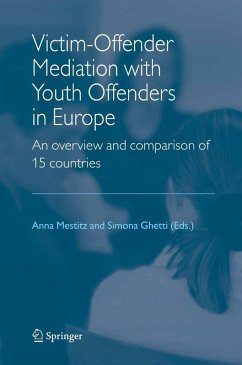 Victim-Offender Mediation with Youth Offenders in Europe (eBook, PDF)