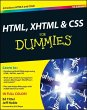 HTML, XHTML and CSS For Dummies (eBook, ePUB)