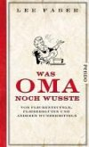 Was Oma noch wusste (eBook, ePUB)