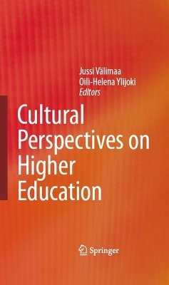 Cultural Perspectives on Higher Education (eBook, PDF)