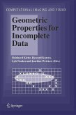 Geometric Properties for Incomplete data (eBook, PDF)