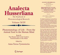 Phenomenology of Life from the Animal Soul to the Human Mind (eBook, PDF)