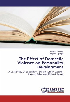 The Effect of Domestic Violence on Personality Development
