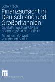 Finanzaufsicht in Deutschland und Großbritannien (eBook, PDF)