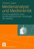 Medienanalyse und Medienkritik (eBook, PDF)