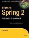 Beginning Spring 2 (eBook, PDF)