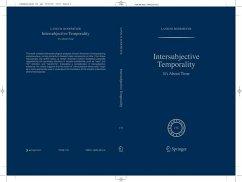 Intersubjective Temporality (eBook, PDF) - Rodemeyer, Lanei M.