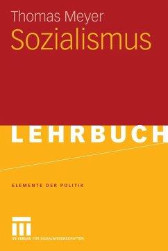 Sozialismus (eBook, PDF) - Meyer, Thomas