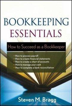 Bookkeeping Essentials (eBook, PDF) - Bragg, Steven M.
