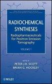 Radiopharmaceuticals for Positron Emission Tomography, Volume 1 (eBook, PDF)