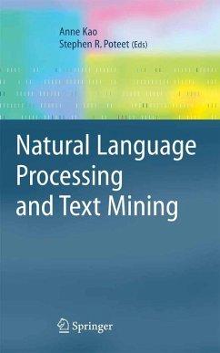 Natural Language Processing and Text Mining (eBook, PDF)