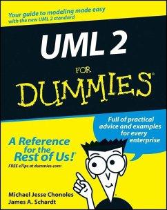 UML 2 For Dummies (eBook, PDF) - Chonoles, Michael Jesse; Schardt, James A.