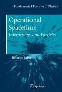 Operational Spacetime (eBook, PDF)