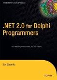 .NET 2.0 for Delphi Programmers (eBook, PDF)