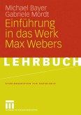 Einführung in das Werk Max Webers (eBook, PDF)