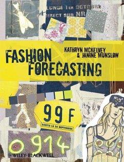 Fashion Forecasting (eBook, PDF) - Mckelvey, Kathryn; Munslow, Janine