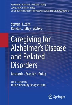 Caregiving for Alzheimer's Disease and Related Disorders (eBook, PDF)