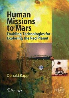 Human Missions to Mars (eBook, PDF) - Rapp, Donald