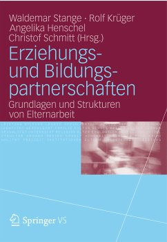 Erziehungs- und Bildungspartnerschaften (eBook, PDF)