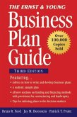 The Ernst & Young Business Plan Guide (eBook, ePUB)
