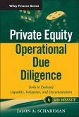 Private Equity Operational Due Diligence (eBook, ePUB)