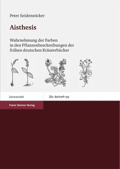 Aisthesis (eBook, PDF) - Seidensticker, Peter