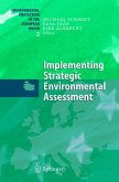 Implementing Strategic Environmental Assessment (eBook, PDF)