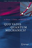 Quo Vadis Quantum Mechanics? (eBook, PDF)