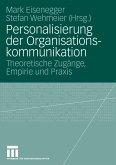 Personalisierung der Organisationskommunikation (eBook, PDF)