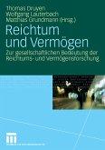 Reichtum und Vermögen (eBook, PDF)