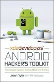 XDA Developers' Android Hacker's Toolkit (eBook, PDF)