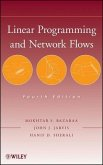 Linear Programming and Network Flows (eBook, ePUB)