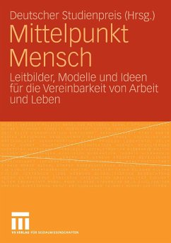 Mittelpunkt Mensch (eBook, PDF)