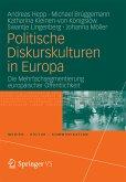 Politische Diskurskulturen in Europa (eBook, PDF)