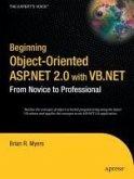 Beginning Object-Oriented ASP.NET 2.0 with VB .NET (eBook, PDF)