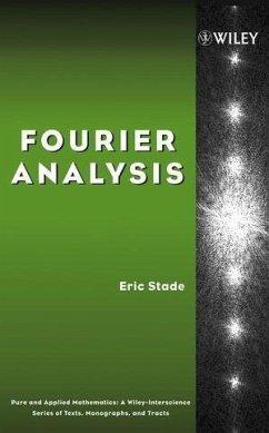 Fourier Analysis (eBook, PDF) - Stade, Eric