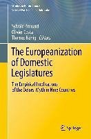 The Europeanization of Domestic Legislatures (eBook, PDF)