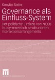 Governance als Einfluss-System (eBook, PDF)