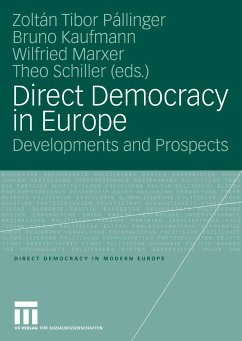 Direct Democracy in Europe (eBook, PDF)