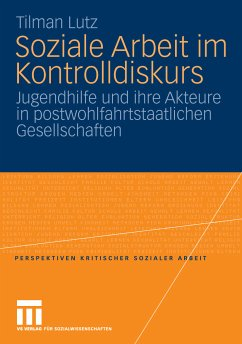 Soziale Arbeit im Kontrolldiskurs (eBook, PDF) - Lutz, Tilman