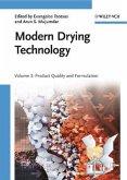 Modern Drying Technology (eBook, ePUB)