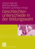 Geschlechterunterschiede in der Bildungswahl (eBook, PDF)