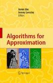 Algorithms for Approximation (eBook, PDF)
